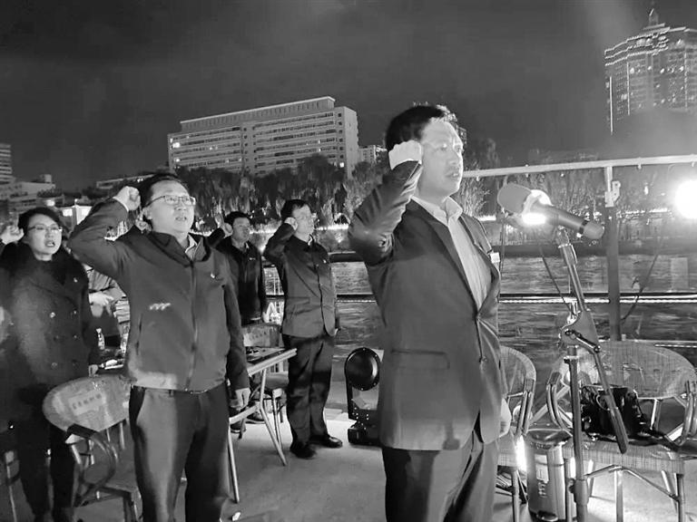 """兰州广武门街道打造特色品牌 党建""""五融阵""""惠民新广武"""