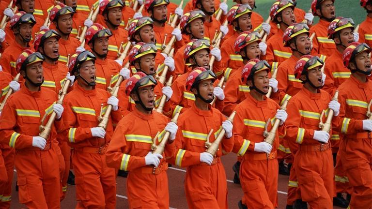 旗帜高擎铸忠诚 牢记训词促转型——记兰州市消防救援队伍改革转制两周年建设发展历程(下)