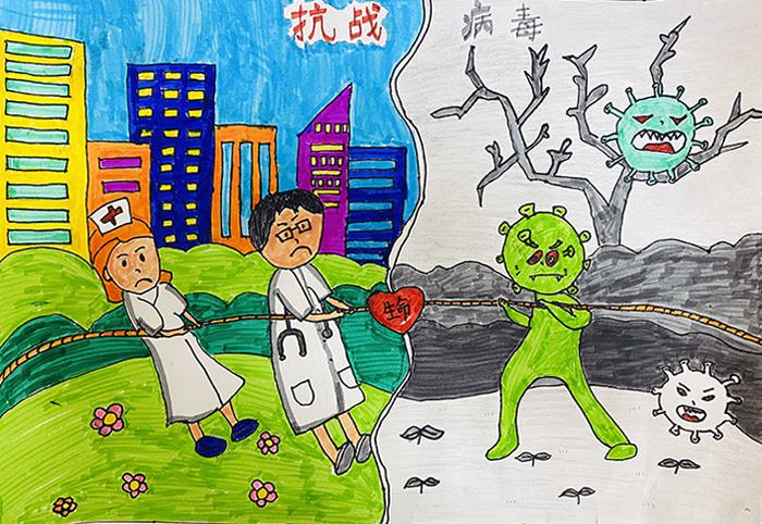 兰州市第三届青少年社会主义核心价值观主题动漫设计作品征集评选展示(漫画插画 三十)