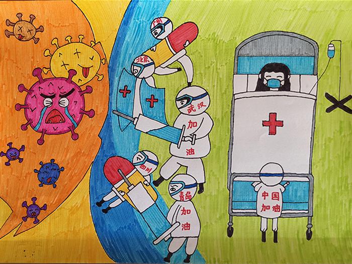 兰州市第三届青少年社会主义核心价值观主题动漫设计作品征集评选展示(漫画插画 三十一)