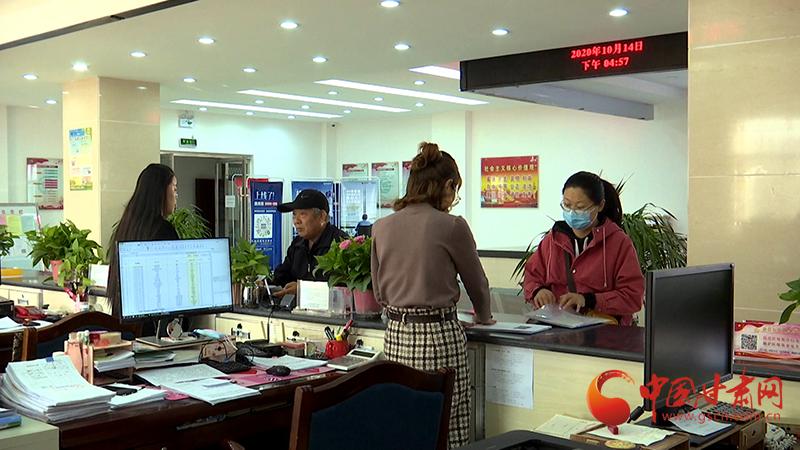 """瓜州:医疗保障提档升级 百姓尽享""""健康红利"""""""