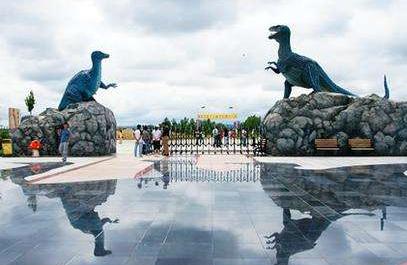 兰州红古恐龙地质公园空间布局初步确定