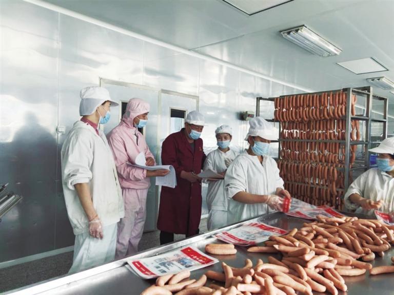 来源可查 去向可追 责任可究 兰州市全面加强进口冷链食品全链条管控