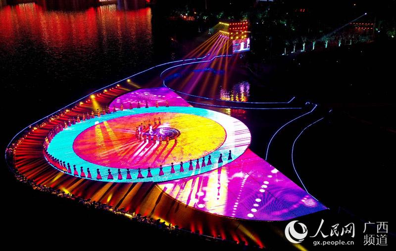 广西柳州:山水之间演绎工业城市生态美