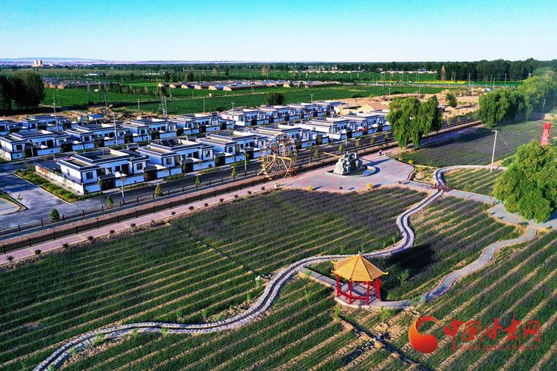 张掖:推进农村人居环境整治 提升百姓幸福感