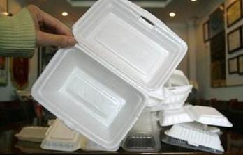 兰州市年底将禁止产销一次性发泡塑料餐具