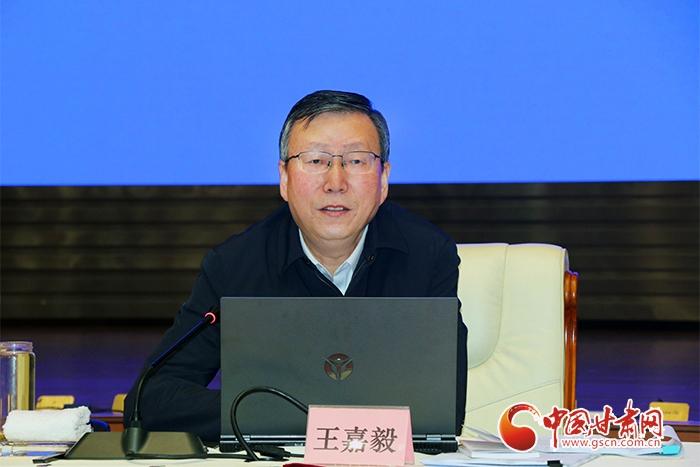 王嘉毅在省委宣传部宣讲党的十九届五中全会精神时强调 深入学习贯彻全会精神 奋力开创宣传思想工作新局面