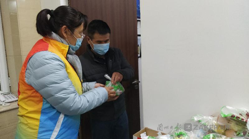 志愿者助力四家定点医院,全面保障布鲁氏菌抗体阳性人员诊疗配套服务