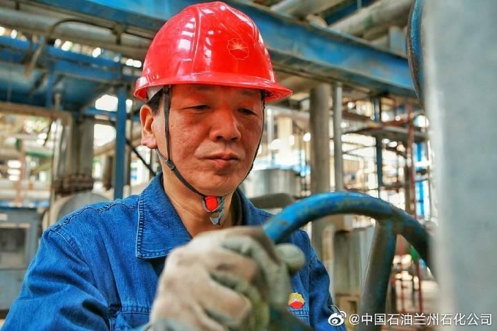 兰州石化孙青先荣获全国劳动模范荣誉称号