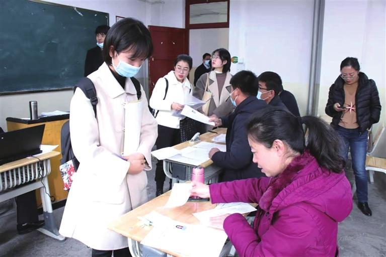 甘肃省举办师范类文化艺术类毕业生双选会 149家单位提供6000余个岗位 500余人签约