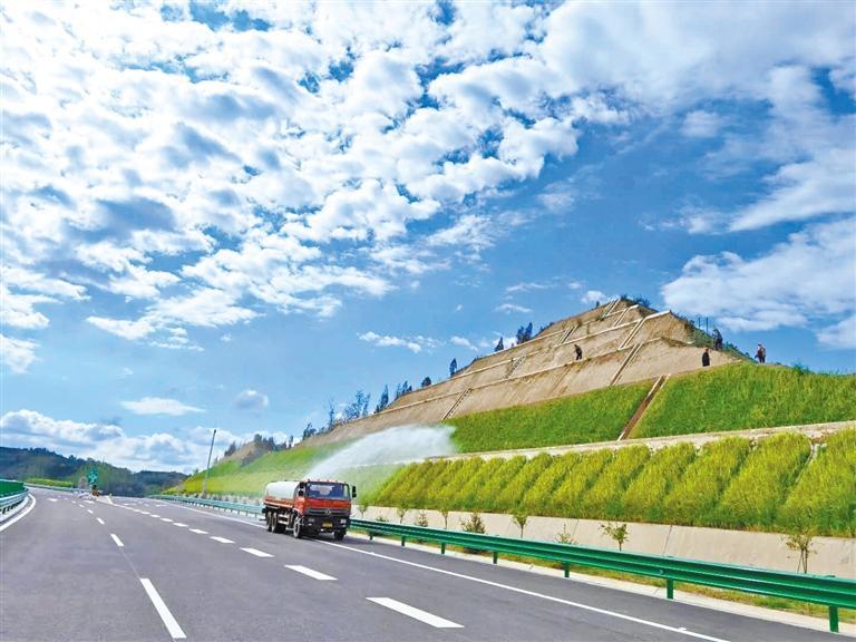 景泰至中川机场高速公路正式通车
