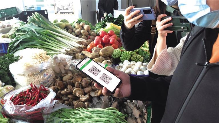 """兰州市重要产品追溯体系""""溯源+""""渐成特色"""