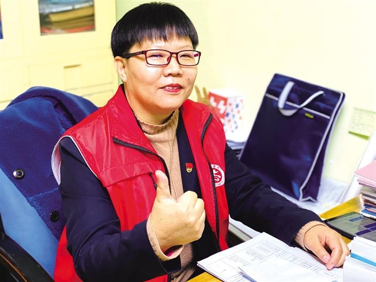 """七彩志愿队""""出马"""" 居民生活""""出彩"""" 禄家巷社区300志愿者贴心服务暖民心"""