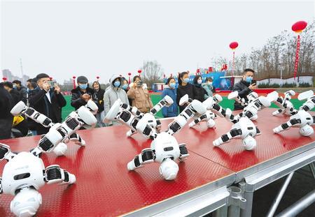 中国流动科技馆区域常态化巡展在平凉市启动