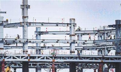海南国际能源交易中心计划年底主体结构封顶