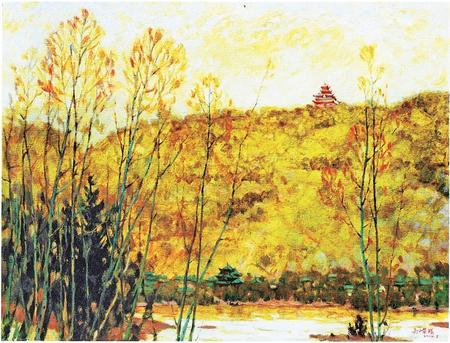 黄河之滨也很美 ——黄河题材美术作品选
