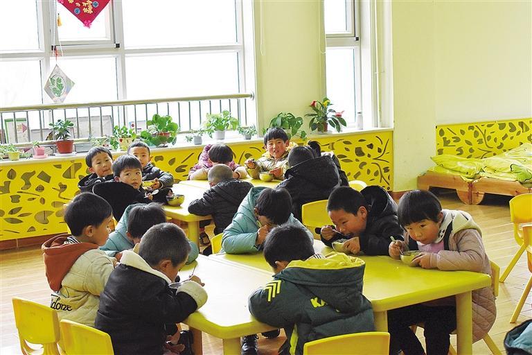 临夏州和政县嘉庚实验幼儿园由厦门市集美区投资500万元援建