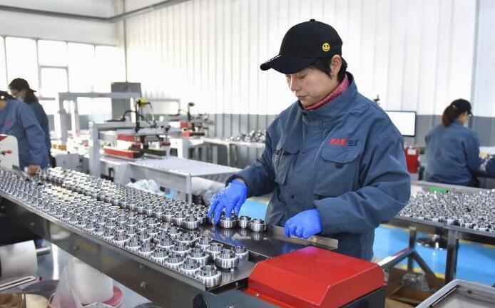 河北临西:科技创新引领轴承产业转型升级