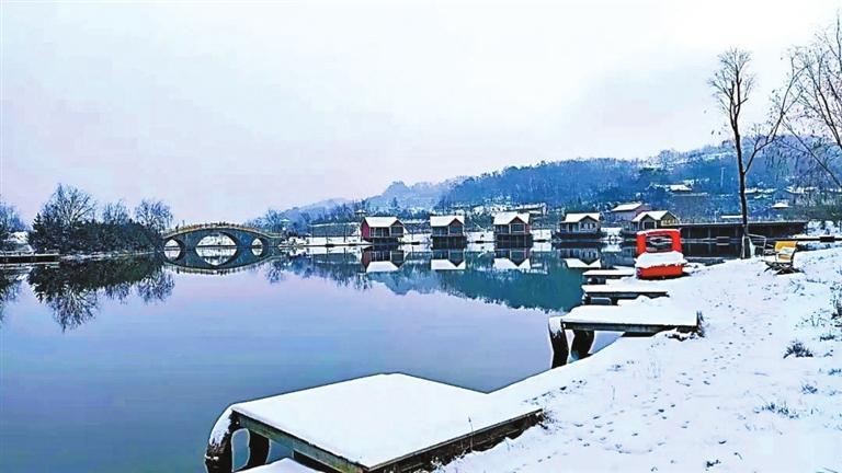 冬春游天水探寻祖脉文化体验滑雪温泉