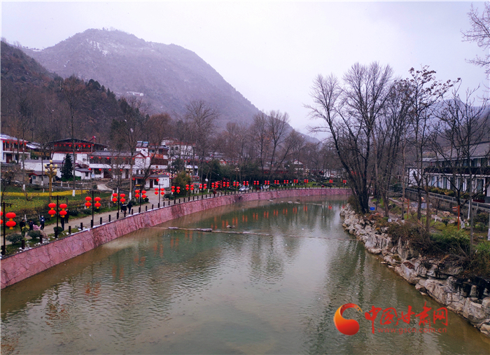 陇南康县花桥村:观光路助力旅游创富再出发