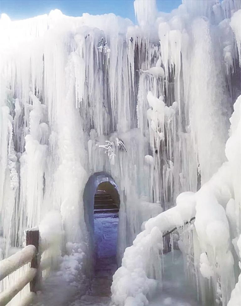 渭源首届雪雕创意大赛邀您一起筑梦冰雪