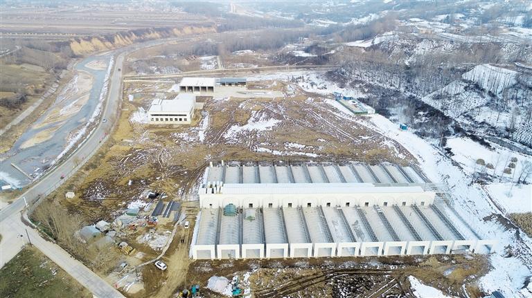 临夏州和政县怡泉新禾双孢菇工厂种植基地