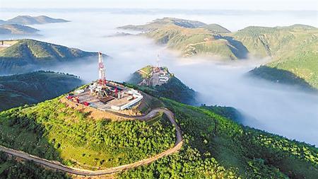 长庆油田的新时代传奇 ——写在中国6000万吨特大型油气田建成之际