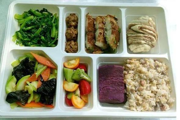 兰州西固区这两所学校有了学生营养午餐