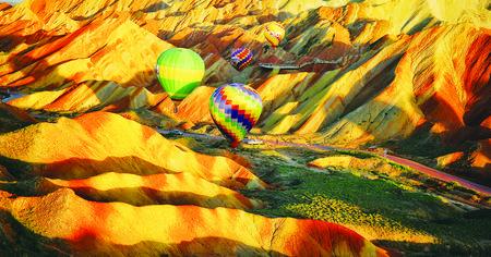 张掖丹霞:打造国际旅游目的地