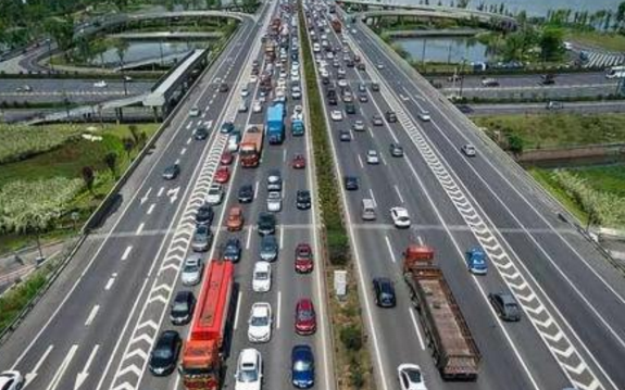甘肃高速公路不免费中短途自驾游看这里