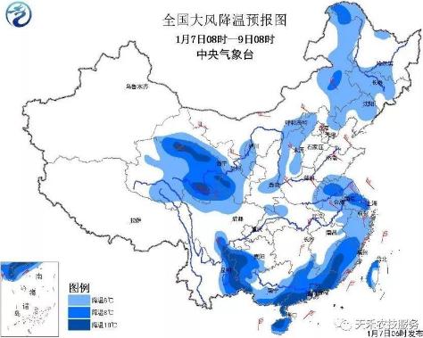 未来10天甘肃省大部将持续低温