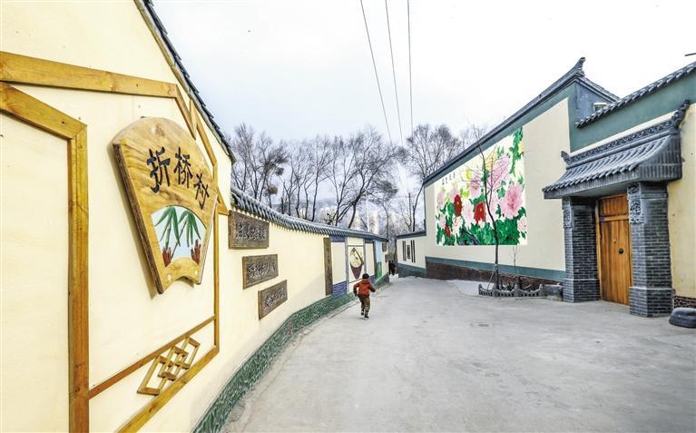 """我和我的家乡丨临夏市折桥村:""""农家乐""""的大产业"""