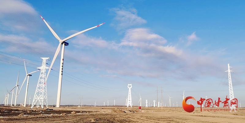 肃北:又一重点项目竣工投产
