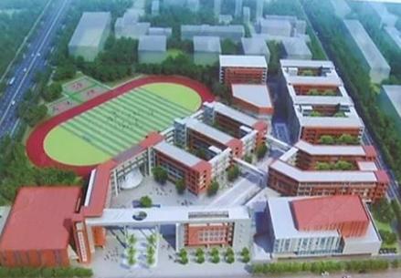 北京八中兰州分校初中部2021年建成招生