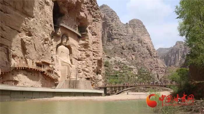 喜讯!临夏炳灵寺世界文化遗产旅游区晋升为国家5A级景区