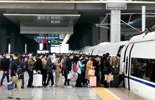 2021年铁路春运兰州铁路局预计发送旅客840万人次