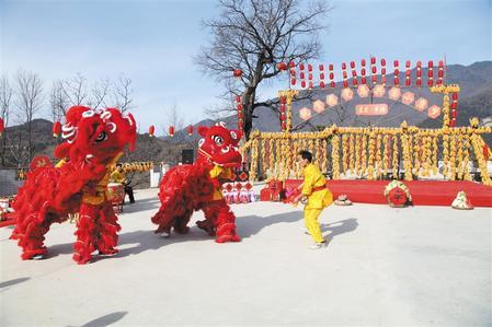 徽县于关乡举行农民趣味运动会