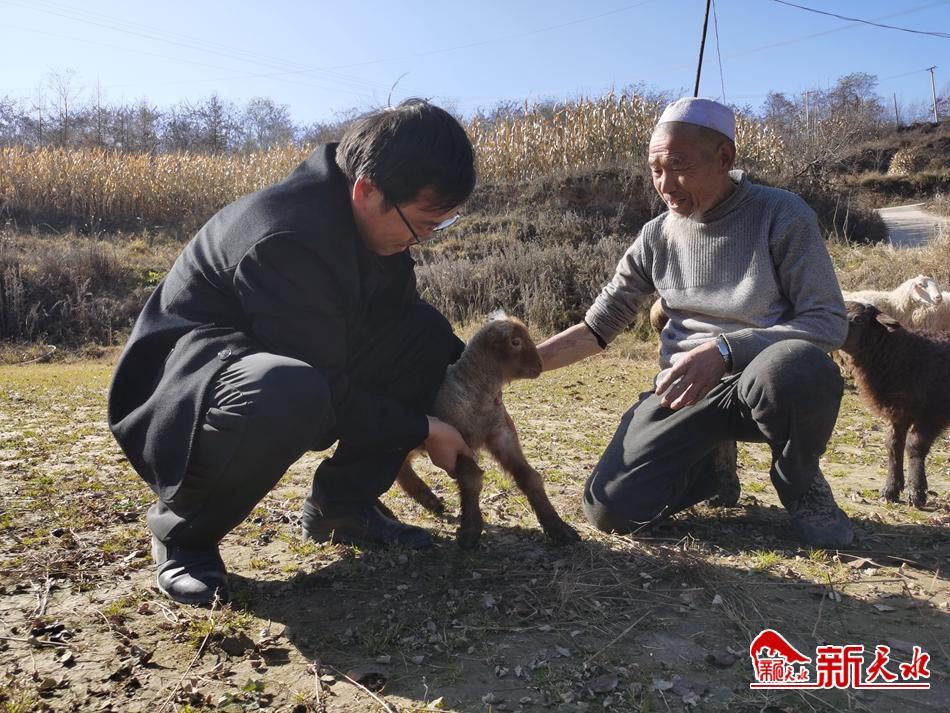 【时代先锋】张志博:服务农桑 砥砺前行守初心