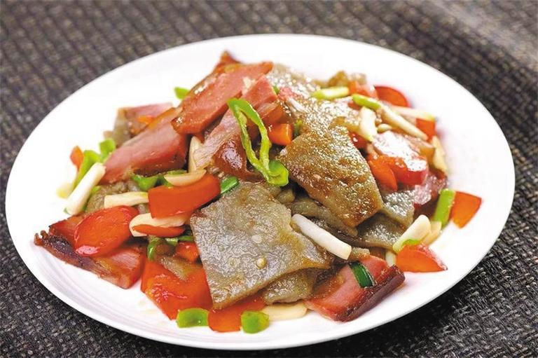 寻味哈达铺 传统美食和红色记忆
