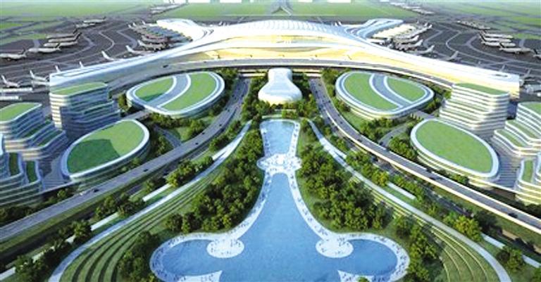 中川机场三期扩建项目完成投资65亿元