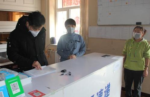 甘肃省邮政管理局做好进口海鲜等外包装消毒