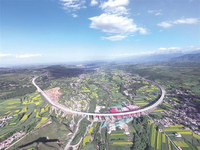 项目支撑大发展——临夏州强力推进重大项目建设纪实