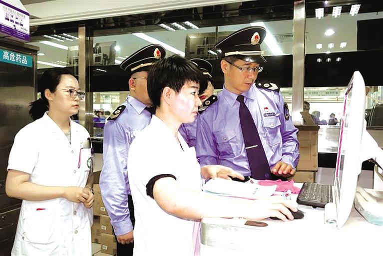 """甘肃省卫生健康系统开展医疗乱象专项整治""""回头看""""立案查处1327家医疗机构"""