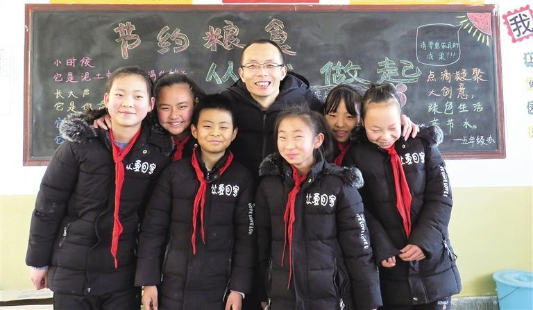 访2020年马云乡村教师计划提名教师杨宏瑞