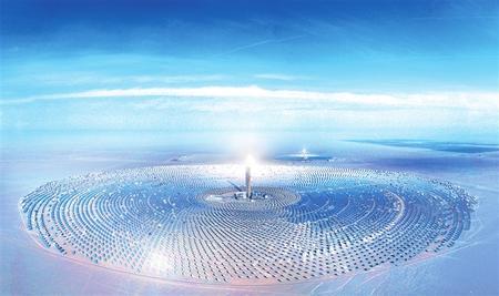 """让高质量发展""""风光无限""""——酒泉市清洁能源发展纪实"""
