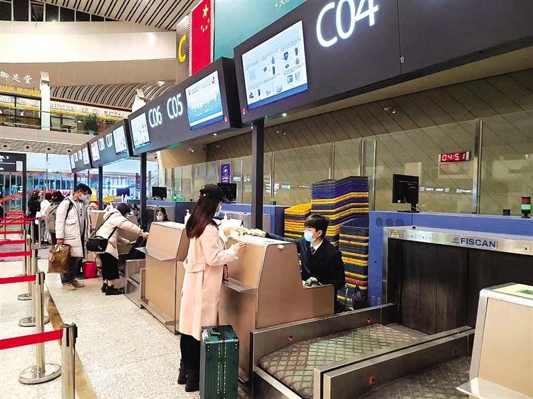 针对疫情中高风险地区各航空公司相继推出客票退改政策