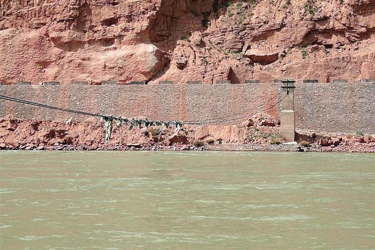 临夏州重要黄河古渡口