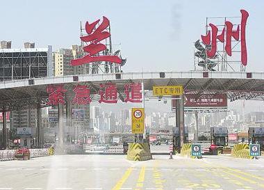 天水路高速出入口将实施交通节点改善项目