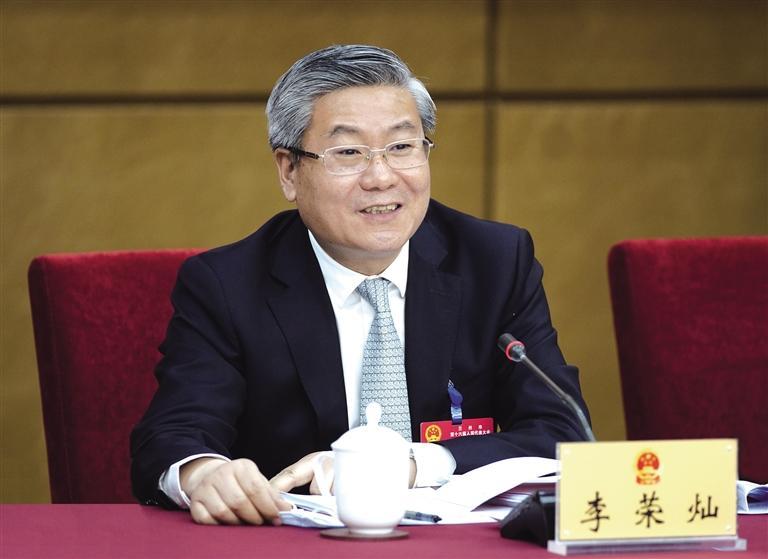 李荣灿在参加城关代表团审议时强调 打造宜居宜业宜游品质区 努力为全面建设现代化中心城市作更大贡献