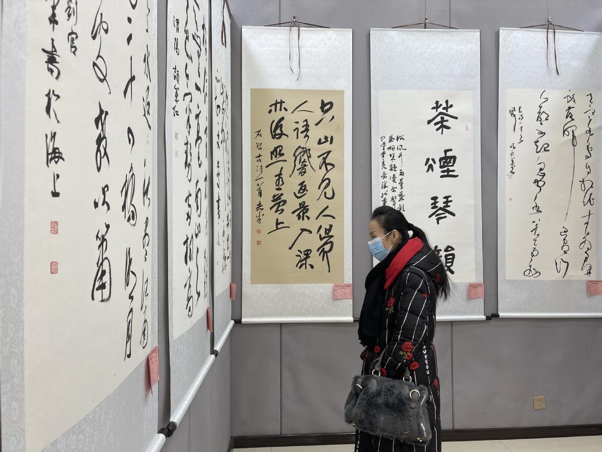 中国国画院西北画院定西书画艺术创作培训中心正式揭牌成立